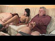 Секс старик ласка большая грудь