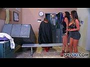 Секс с русской сисястой телкой