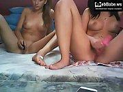 Порно лизбиянок с большими попками
