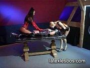 kinky lateksi lesbot leikkivät keskenään