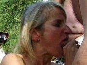 Зрелая большие висячие половые губы