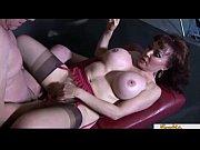 Секс парня с русской зрелой бабой видео