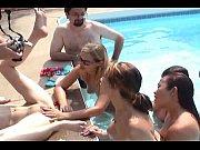 Четыре девки показывают письки видео