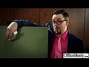 Начальник ебёт секретаршу в кабинете
