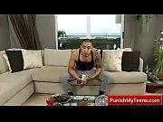 Видео как вставлять анальную пробку