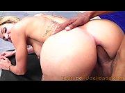 Sexo anal com Elisa San...