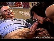 Негр ебет старую толстую бабку видео