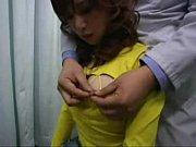 Девушка ласкает киску на веб