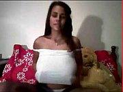Большая попа и огромная грудь порно онлайн