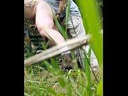 Девушку с волосатой пиздой ебут в жопу видео