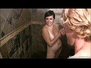 Handjob In The Shower