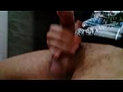 Масляный массаж пениса старперам