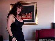 Sexy latina MILF Vanessa Bella sucks cock like ...