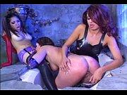 lesbian orgy in latex