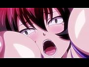 Taimanin Asagi 2 Breast Expansion Scene RECUT