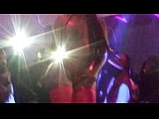 Ms Bunz XXX Perform At QSL Club Halloween Strip...