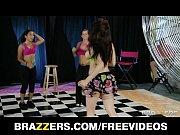 Sexy tattooed dance instructor Daisy Cruz fucks...