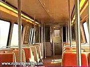 oldblackguy and danielle take a train