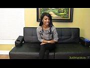 Amateur black girl gets...