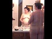 Порно в деревенской бане видел