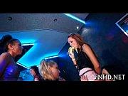 Спонтанная эторика в клубе видео