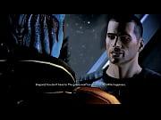 Mass Effect - Samara And Shepard Romance - Comp...