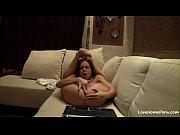 Masturbating women home video