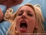 quickie! argentine deborah prat bukkake 04