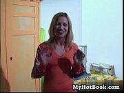 Домохозяйка на кастинге в порно