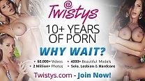 Twistys - Veronika Symon starring at Symon Stra...)