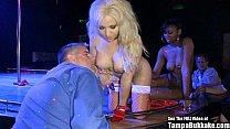 Jasmine Tame XXXMAS Stripper Gangbang