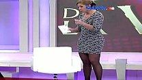 hui... bien vestido mini sexy azuara sanchez Rocio