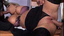 Big Tits Double Penetration