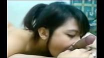 Pretty Indonesian Girl Butt Fucked thumbnail