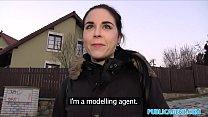 Public Agent Spanish Student fucks for party cash porn videos