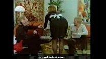 Classic blond maid orgy thumbnail
