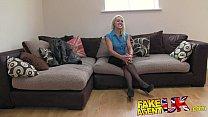 FakeAgentUK Hot British chick doubts agent in hardcore casting porn videos