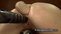 ass fists and machine fucks brunette Hot