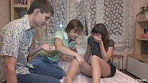 Сматреть порно с молодыми дома русское
