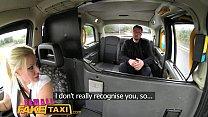 Female Fake Taxi Reporter receives hot sex scoop and deepthroat blowjob porn videos