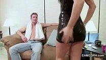 Порно девушки кончают в рот мужикам