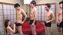 tai phim sex -xem phim sex Subtitled Japanese AV star Mona Takei blowjob l...