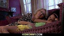 Порно мама не смогла отказать сыну