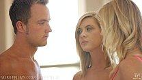 Nubile Films - Hayden Hawkens loans her mans co...