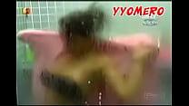 shower! at nipslip brother big celeb mexican campomanes fabiola celebridades