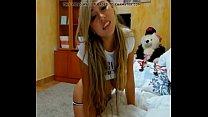 webcam la en colombiana Rubia