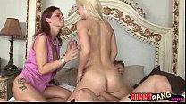 Jessie Volt anal fucked withbig boobs stepmom S...