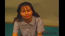 Bukkake Highschool Lesson 5 4/4 Japanese uncensored blowjob thumbnail