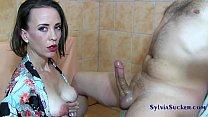 Sylvia Chrystall Majestic Japanese Handjob and ...
