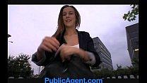 PublicAgent Cute Alexis is a wanna be model porn videos
